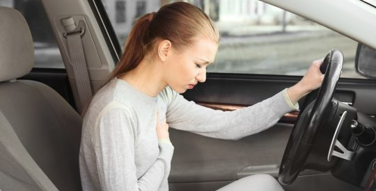 Driving and heart conditions